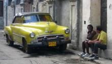 1952 Chevrolet in Havana.