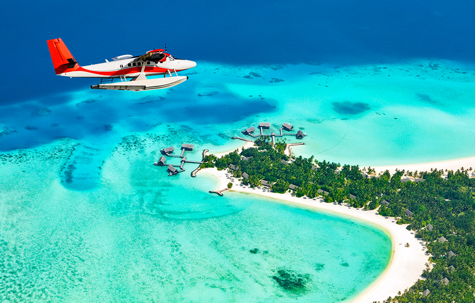 """""""Sinking"""" Maldives Clear Forests, Pave Beaches, To Construct Four New Airports For Future Tourism!"""
