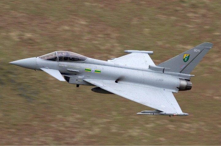 Royal Air Force Eurofighter Typhoon