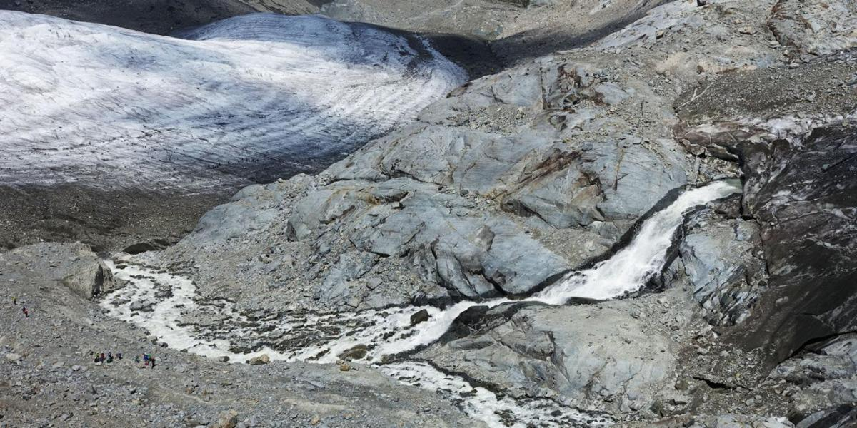 Claim: Global glacier retreat has accelerated