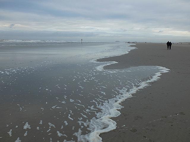 Endloser Strand