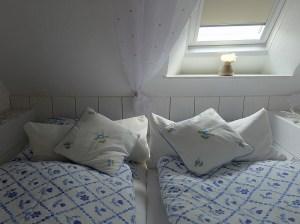 Herrlich gemütlich - im Bett