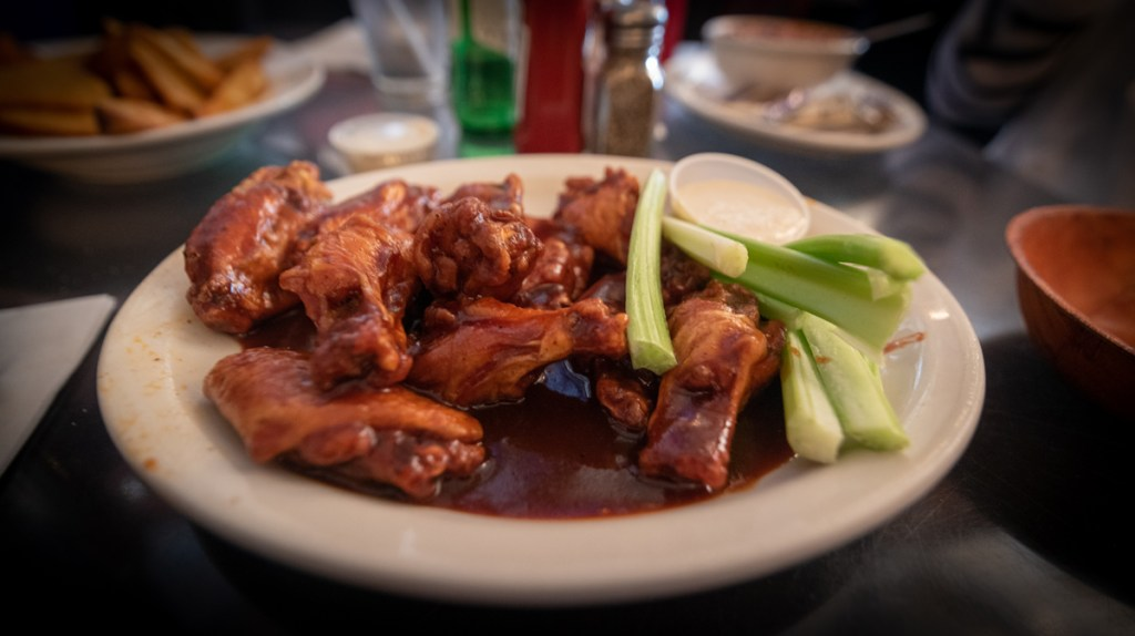 Anchor Bar, Buffalo, New York wings