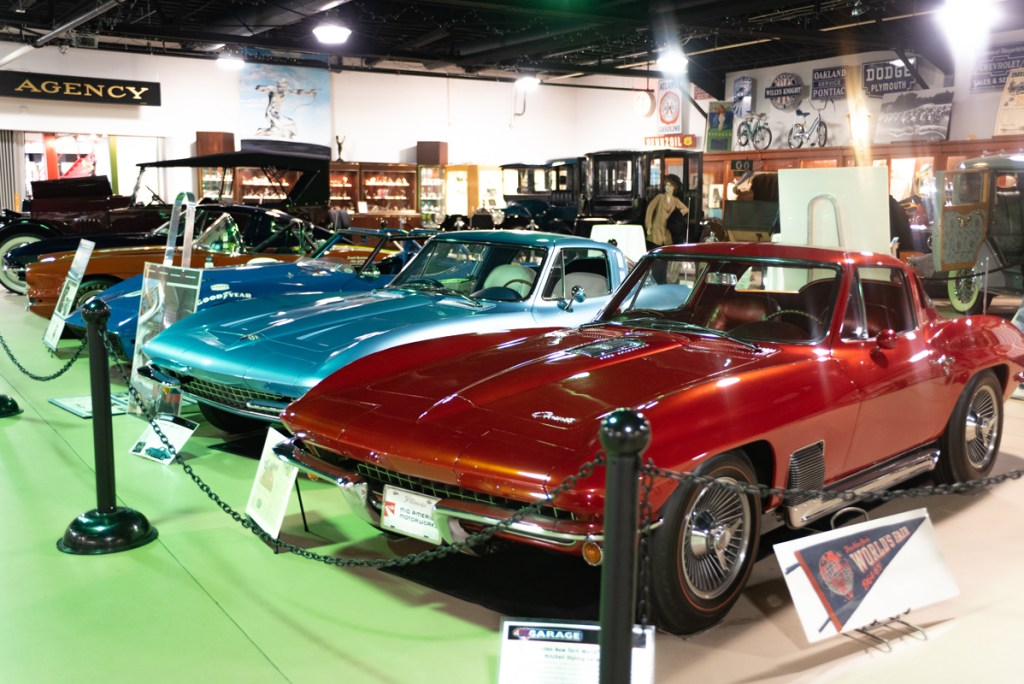 The Pierce-Arrow Transport Museum in Buffalo, New York