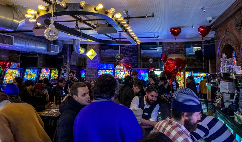 A pinball bar in a laundromat? That's the secret behind Sunshine Laundromat and Pinball arcade.