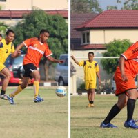 Sepakbola Seba XI vs Dasba 6000
