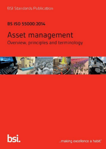 ISO 55000 2014 Asset Management