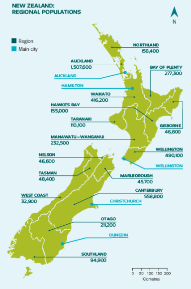New Zealand in Profile  2013   Statistics NZ