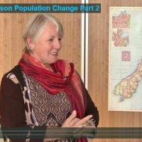 Dr Natalie Jackson, Population, Demography and Change