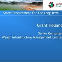 Smart Procurement for the Long Term