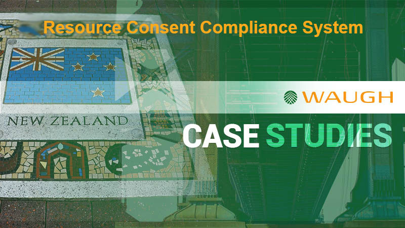 Resource Consent Compliance System - Case Study