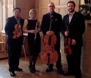 The Metropolis Oboe Quartet
