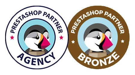 Logo Agencia Prestashop Partner