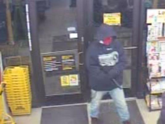 Schofield Robbery