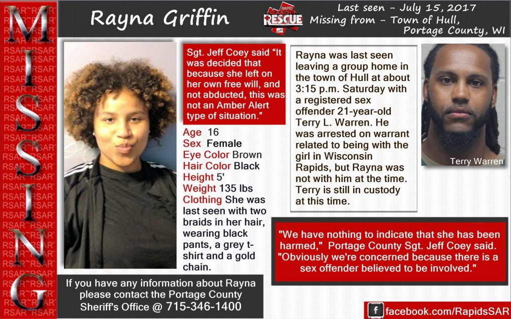 Rayna Griffin