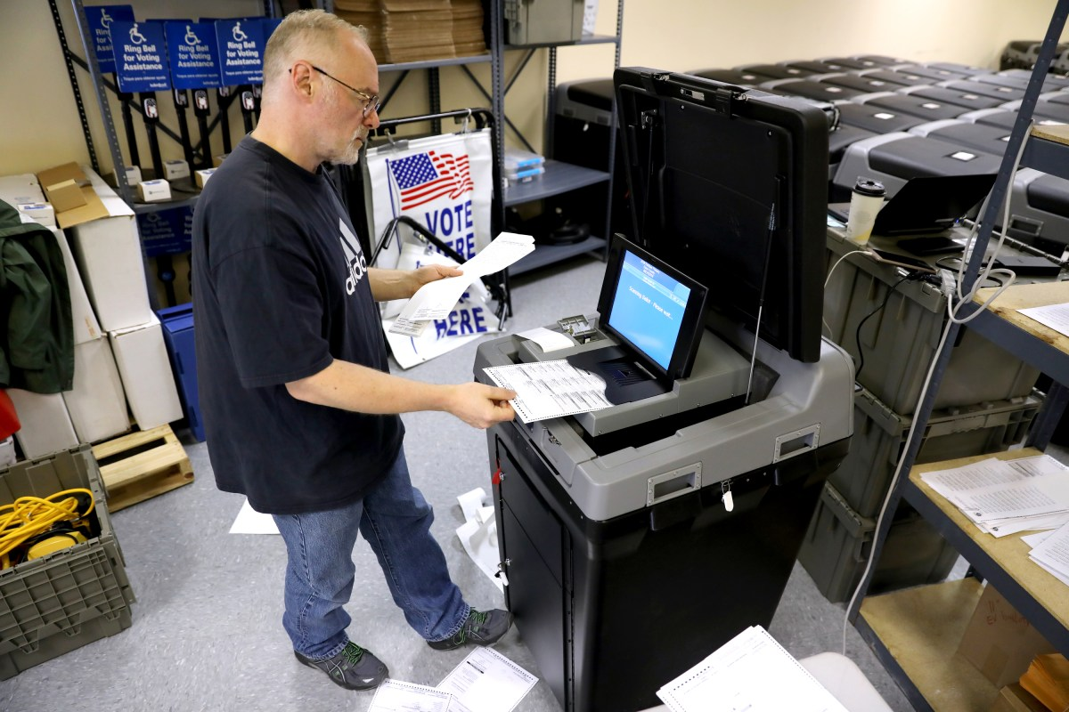Review of Wisconsin voting machines could be made public - Wausau Pilot & Review