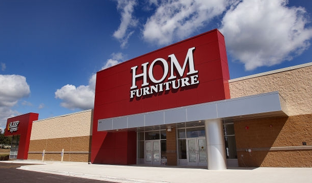 City Docs Former Younkers Space To, Hom Furniture Com