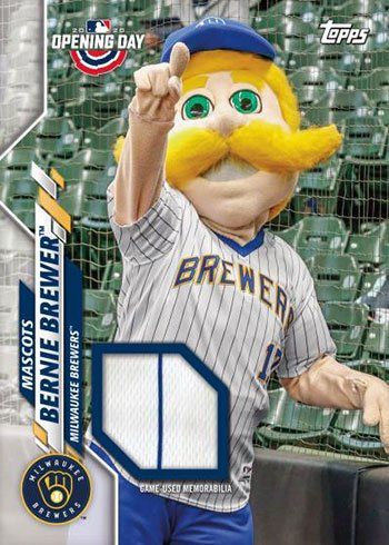 Topps Brewers logo