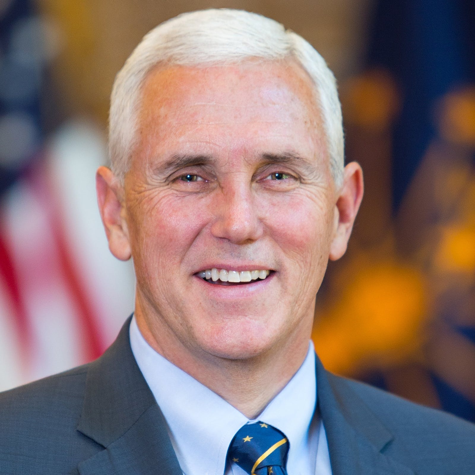 Vice President Mike Pence campaigning in Arizona on Friday