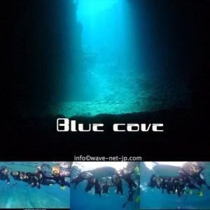 blue cave snorkel2