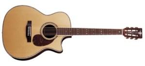 Электроакустическая гитара CRAFTER TMC-035 - Аренда музыкального оборудования, Прокат звука