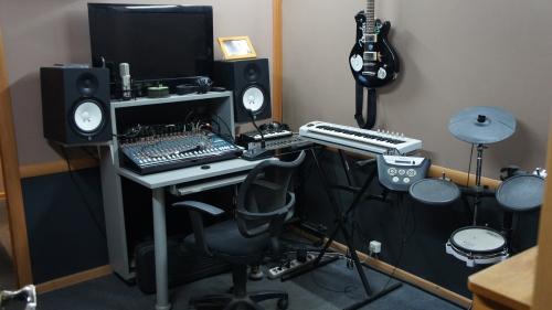 Комната для сольных занятий музыкантов и педагогов