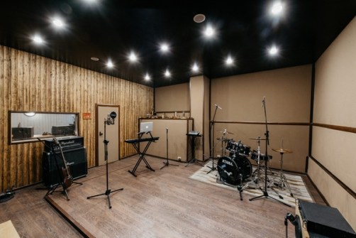 Репетиционная база Вторая Волна   Studio