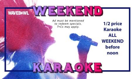 weekend-karaoke