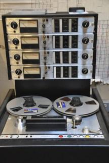Ampex Tape Deck