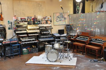 Drums and Keys