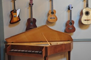 Harpsichord and Ukes