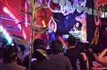 Tearful Moon na Dark Minimal Love Peru Fest 2017
