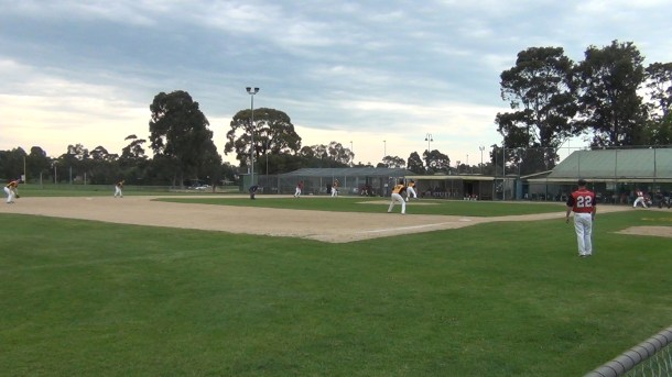 Waverley With Runners on Against Upwey