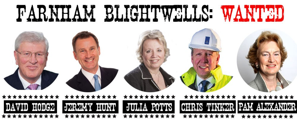 Who exactly IS responsible for the Blightwells debacle?