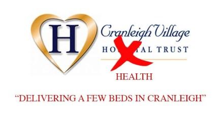Cranleigh Village Hospital Trust - That changed its name to Cranleigh Village HEALTH Trust.