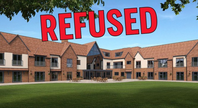 CVHT care home refused in 2019. An appeal lodged in 2020. A new planning application lodged in June 020 - potponed in October 2020 until????d in 2019 Appealed in 2020 - Appeal withdrawn in 2020 and new planning application submitte in June 20 and now postponed untild