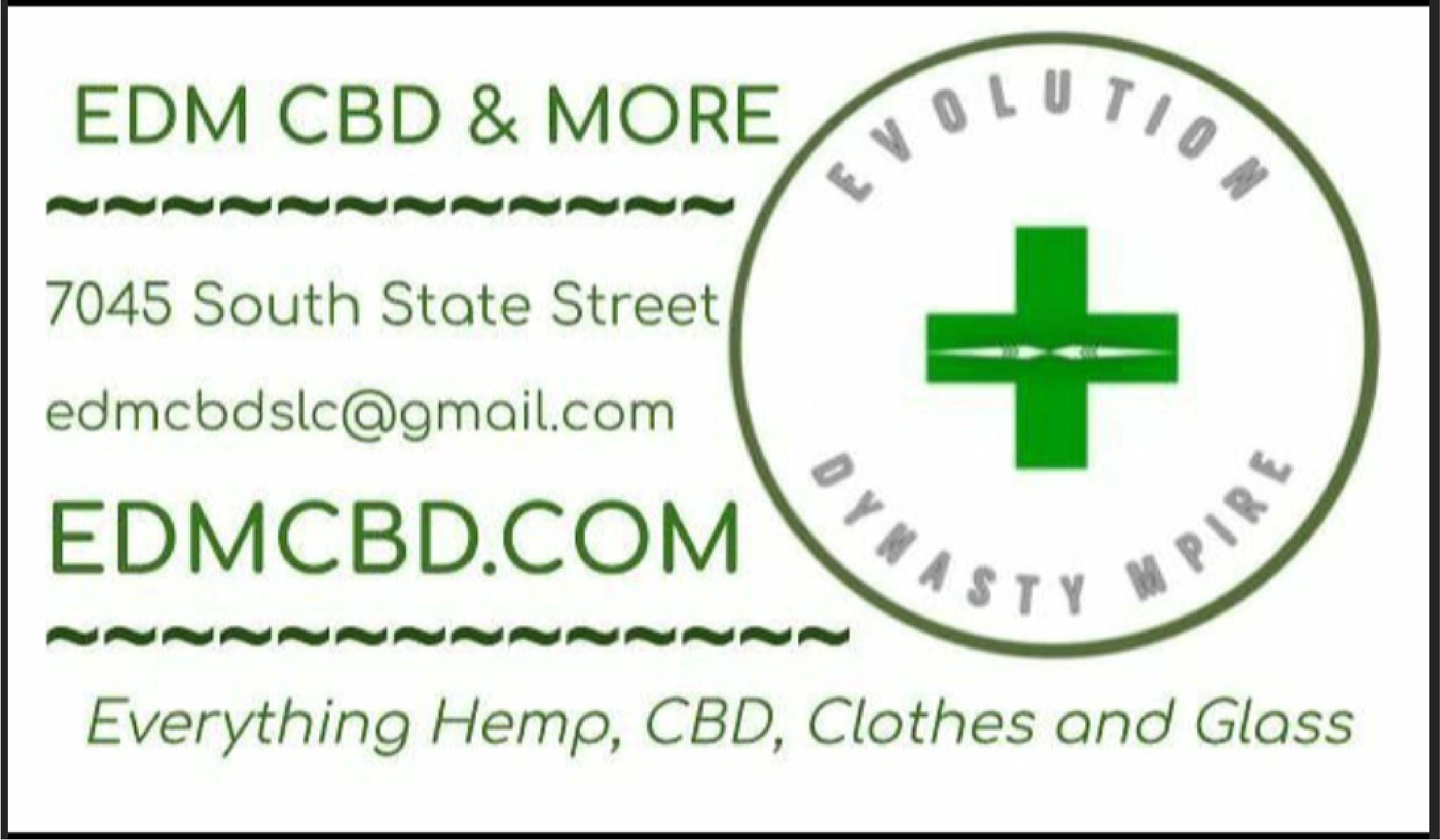 EDM CBD and Vape Shop
