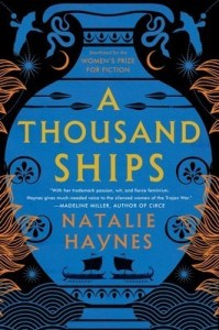Book cover of A Thousand Ships by Natalie Haynes