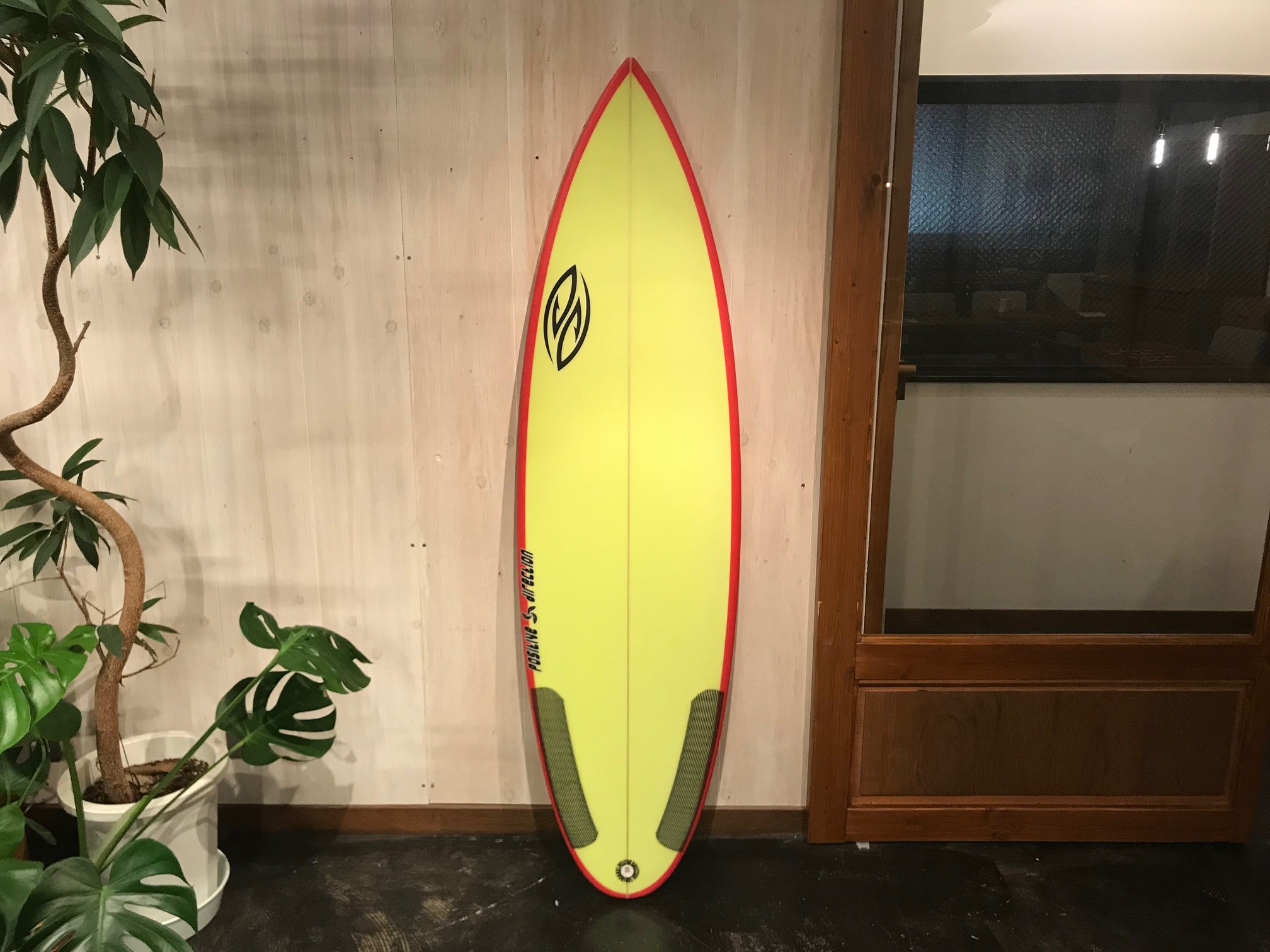 BRISK MODEL // POSITIVE DIRECTION SURFBOARDS