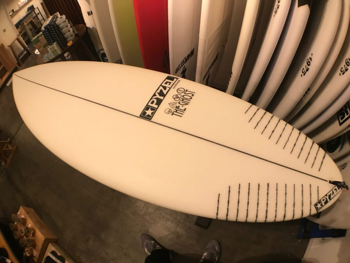 PYZEL SURFBOARDS JAPAN