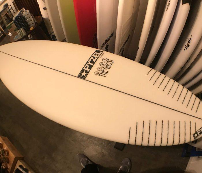 PYZEL SURFBOARDS JAPAN