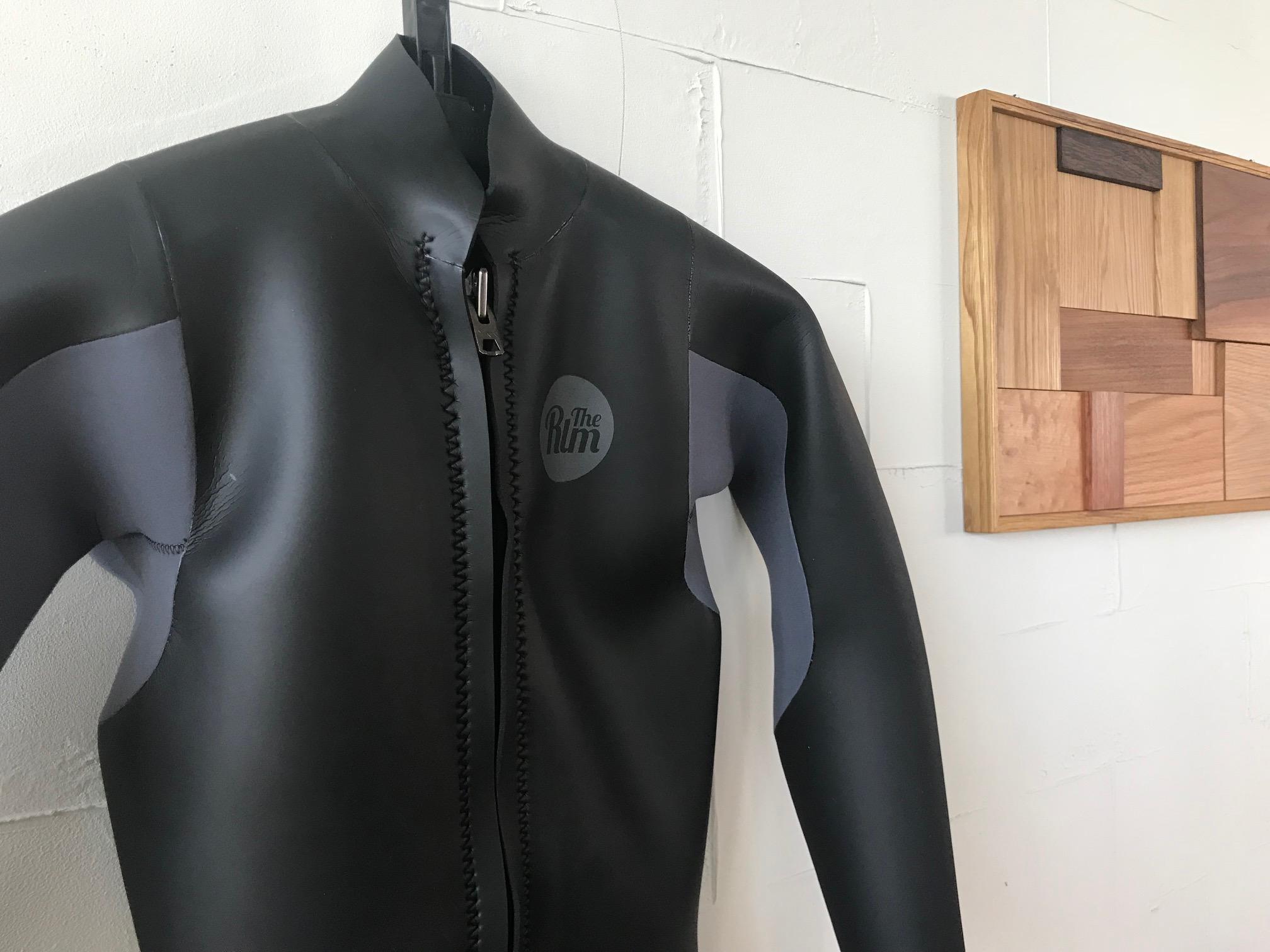 L/S Jacket & Long John // RLM WETSUITS