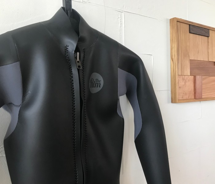 L/S Jacket & Long John // RLM WETSUITS