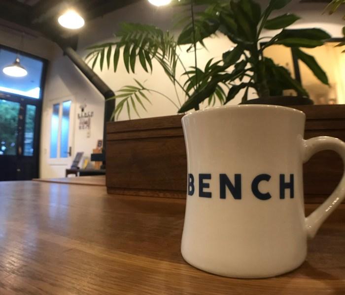 グアテマラ // BENCH COFFEE