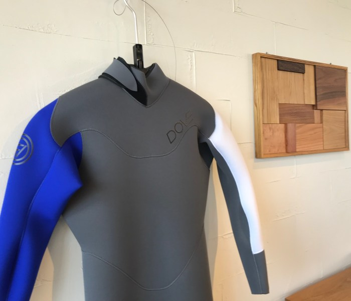 O様 DOVE WETSUITS
