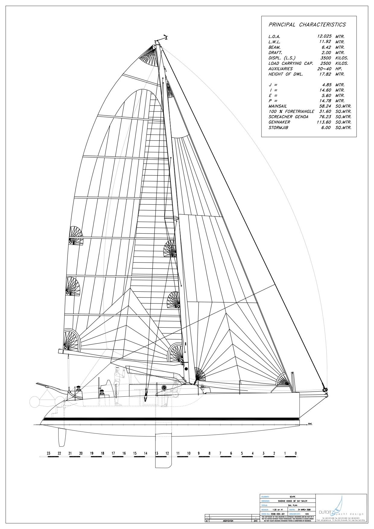 Scape 39 Sport Cruiser