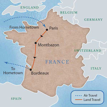 Road Map Of Northern Spain.Map Of Northern Spain And Southern France
