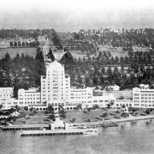 Flamingo Hotel, 1922.