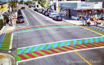 Artistic Crosswalk 1