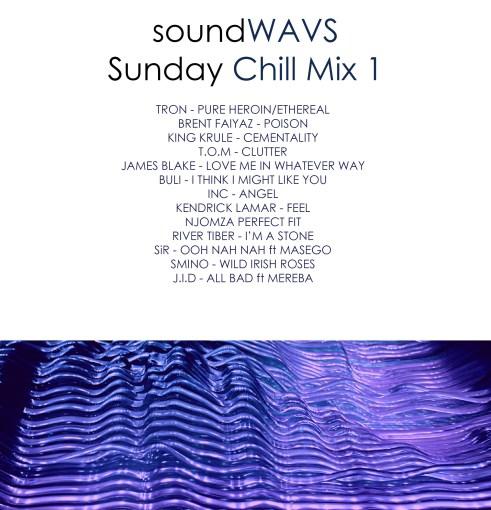 sunday tracklist